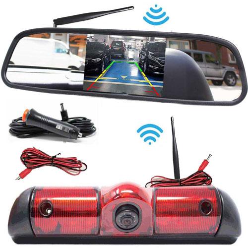 3. Bremslicht Rückfahrkamera für Fiat, Peugeot & Citroen im Preisvergleich